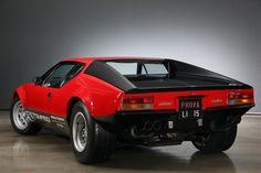 1972 De Tomaso Pantera 5,7l tr. GTS