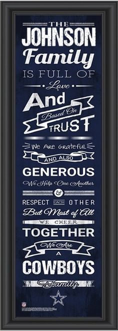 [[start tab]] Description This full-color Arizona Cardinals NFL Personalized (up to 15 characters) Family Cheer Print features an inspiring message and lets everyone know who your family cheers for. Family Roots, Arizona Cardinals, Cardinals Nfl, Arizona Coyotes, Atlanta Falcons, Carolina Panthers, Inspirational Message, New York Giants, Custom Art