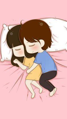 Ideas For Wall Paper Couple Cartoon Love Cartoon Couple, Chibi Couple, Cute Couple Art, Anime Love Couple, Cute Couples, Cute Love Wallpapers, Cute Couple Wallpaper, Cute Cartoon Wallpapers, Cute Love Gif
