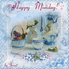 Happy Monday. Happy Monday Gif, Happy Monday Pictures, Happy Day, Days Of Week, New Week, Goodbye Wishes, Monday Morning, Good Morning, Monday Blessings