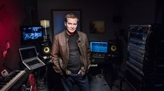 Recording Producer / CEO listens attentively to his dreams - Todd Hooge, Victoria, British Columbia, sound, music, Canada