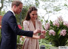 After more than a year since their epic trip through Canada and California, Kate Middleton and Prince William have finally set off on their 9-day royal tour of southeast Asia and the South Pacific to continue Queen Elizabeth II's Diamond Jubilee celebration.