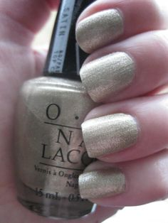 OPI - Love. Angel. Music. Baby.