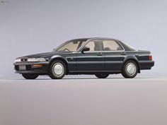 Honda Vigor Type X (1989)