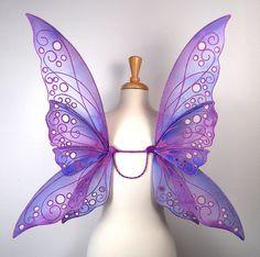 Rhiannon Fairy Wings by On Gossamer Wings, via Flickr