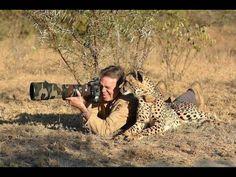 【衝撃】カメラマンと触れ合おうとする動物たちが可愛いすぎると話題に【驚愕】