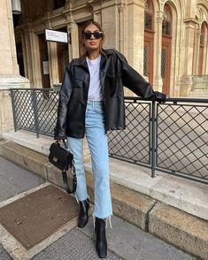 Mode Outfits, Fall Outfits, Fashion Outfits, Looks Street Style, Looks Style, Mode Ootd, New Mode, Look Girl, Elegantes Outfit