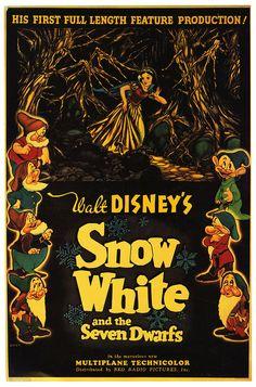 Snow White - Movie Poster