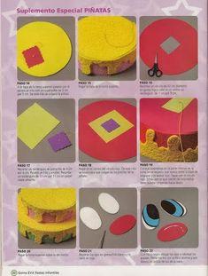 Como hacer a Woody en Goma Eva - Revistas de manualidades Gratis Woody, Diagram, Chart, You Are Special, How To Make, Make Curtains, Bathroom Sets, Globe Decor, Woody Allen Quotes