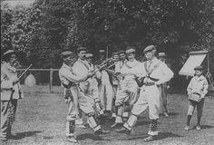Headington Quarry Morris Dancers 1895
