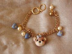 """braccale con orsetto  by """"Pink Art"""""""