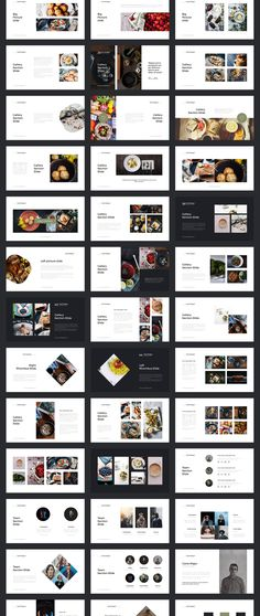 A powerful & creative slide presentation available for PowerPoint and Keynote. It comes with 100+ unique presentation slides with great professional layout and creative design. Food Vintage makes it easy to change colors, modify shapes, texts, & charts, all shapes are editable. Includes a fabulous set of 500 vector icons and Apple device mockups.