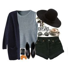 """""""Untitled #2336"""" by sisistyle ❤ liked on Polyvore featuring OKA, Zippo and Dsquared2"""