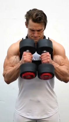 Fitness Workouts, Gym Workouts For Men, Workout Routine For Men, Weight Training Workouts, Back And Bicep Workout, Bicep And Tricep Workout, Shoulder Workout, Gym Workout Chart, Gym Workout Videos