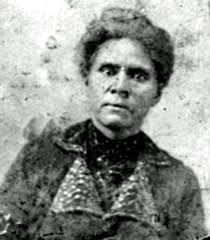 Newton Knight wife