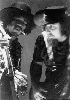With Harvey Brooks: Shrine Auditorium: Los Angeles, California 1968-02-10