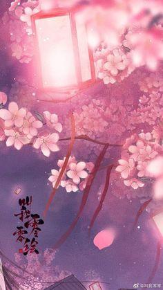 Frühling Wallpaper, Kawaii Wallpaper, Aesthetic Iphone Wallpaper, Flower Wallpaper, Galaxy Wallpaper, Aesthetic Wallpapers, Wallpaper Pictures, Anime Backgrounds Wallpapers, Anime Scenery Wallpaper