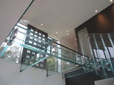Glass stairs | Stairs-Elevators | Glass floors | Siller Treppen ... Check it out on Architonic