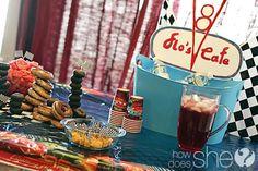 CARS Birthday Party for-birthday-party-ideas
