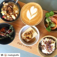 Ny morgenmenu på @madogkaffe - vi er fan  #morgensmad #breakfeast #cafe #københavn #copenhagen #foodie #instagram