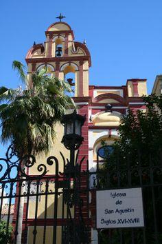 Iglesia de San Agustín (Málaga)