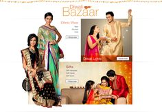 Fab Offers At The Diwali Bazaar - FabOffers.com #FabOffers