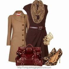See More Classy Outfit