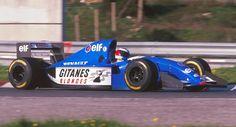 1994 Ligier - Renault (Michael Schumacher test motor Renault) Formula 1, Michael Schumacher, F 1, Benetton, Driving Test, Sport Cars, Motor, Grand Prix, Old School