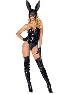 Women's Sexy Breathtaking Bunny Costume | Wholesale Bunnies Costumes for Adults