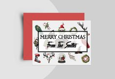 Christmas Greetings, Holiday Cards, Merry Christmas, Personalised Christmas Cards, Red Envelope, Bank Holiday, Photo Quality, Blank Cards, Greeting Cards
