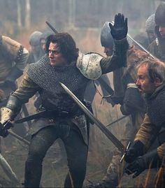 Richard III - as the Duke of Glouchester, he was more renouned as a soldier and military General.