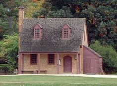 After the French and Indian War began in earnest, the cache of arms and ammunition stored at the Magazine on Market Square grew so large and valuable that more security was in order. The Virginia colony built a high wall around the octagonal repository and, just a few yards to the east, a Guardhouse.