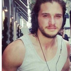 "Christopher ""Kit"" Harington"