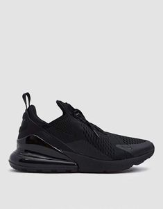 Nike Air Max 270 Sneaker in Black Black Black Sneakers 127ef7b29