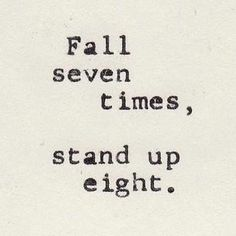 #fall #stand