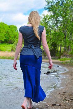 Ravelry: Siren Song Skirt pattern by Nicki Lynn