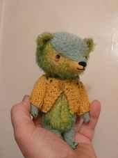 Pussman & co - Artist Bears and Handmade Bears