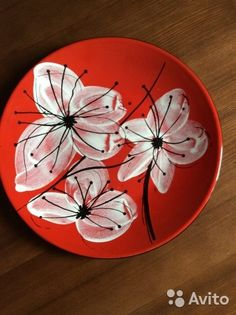 Две старинные интерьерные тарелки Редкость— фотография №1