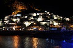 The beautiful Berat, Albania