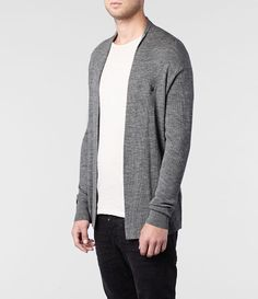 I know this is a man cardigan, but I'd wear it.