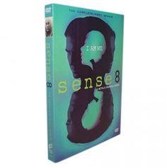 Sense 8 Season 1 DVD Box Set