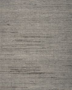 Silver Gray Sisal Grasscloth