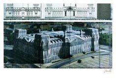 Christo und Jeanne-Claude - Reichstag/Berlin
