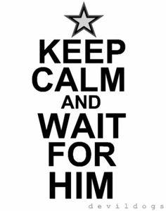 Wait for him <3