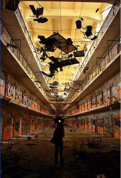 Las 12 prisiones abandonadas más escalofriantes del mundo. | Rincón Abstracto