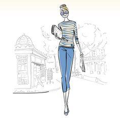 book portfolio | dorothea renault Caricatures, Book Portfolio, Image Deco, Paris Art, Girl Dancing, I Love Fashion, Fashion Sketches, Graphic Illustration, My Drawings