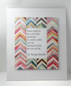 Need decor for your walls or need a quick inexpensive gift for a co-worker? Give them a beautiful, modern designed poster with your favorite quote on printable posters by Easybee! Just print, trim to frame, and you will have lovely inspirational art! Temple Grandin, Teacher Lesson Plans, Collaborative Art, Gift Quotes, Inexpensive Gift, Printable Quotes, Elementary Schools, Favorite Quotes, Printables