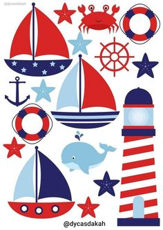boat ships sailing nursery wall View more on t. - sailing Sail boat ships sailing nursery wall View more on t. Machine Silhouette Portrait, Decoration Creche, Sailor Theme, Nursery Wall Stickers, Wall Decals, Wall Art, Wall Mural, Nautical Party, Nautical Nursery