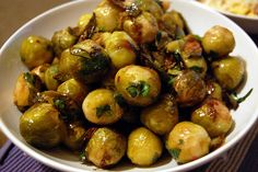 Momofuku's Brussels Sprouts...