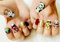 Chinese masks set  #nails #nailsg #nailart #nailmax #nailwow #nailporn #nailswag #nailmania #nailqueen #nailsalon #nailtrend #nailaddict #naildesign #nailstagram #nailsingapore #igsg #igers #igdaily #instapic #instadiary #instanails #dollhousesg #dollhousenails #manicure #gel #gelish #gelnails #cny
